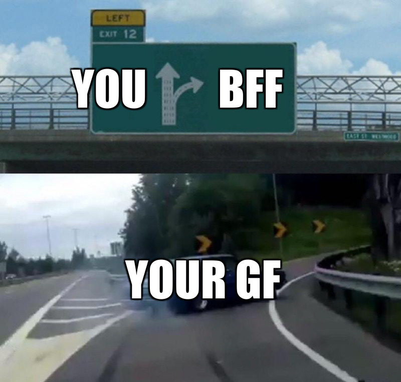 YouR gf; Bff; You
